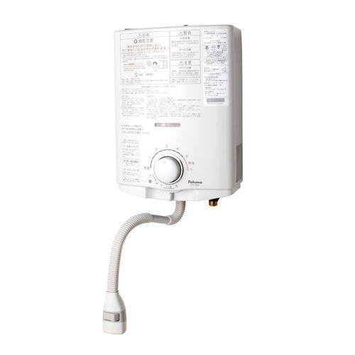 パロマ小型湯沸器都市ガス用PH-5BV-13A元止式5号