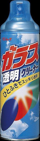 リンレイ ガラスクリーナー480ml【ガラス用洗剤】