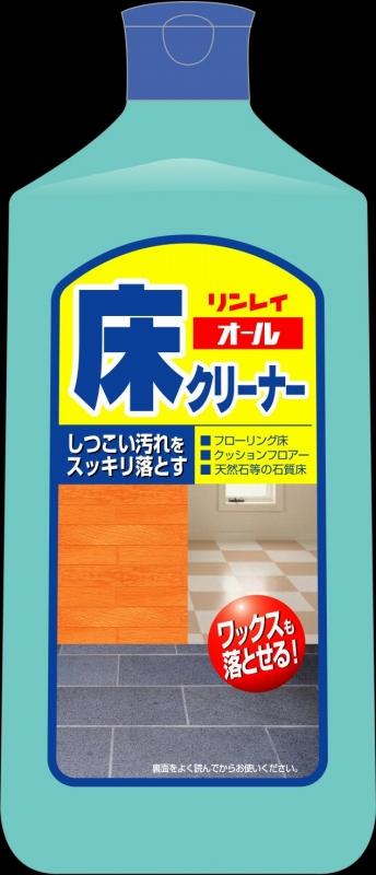 リンレイ オール床クリーナー500ml【住居用洗剤】
