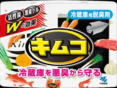 小林製薬 キムコ 冷蔵庫用 113g【脱臭剤】