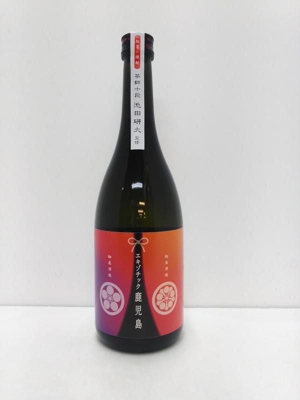 エキゾチック鹿児島 芋焼酎 25度 720ML
