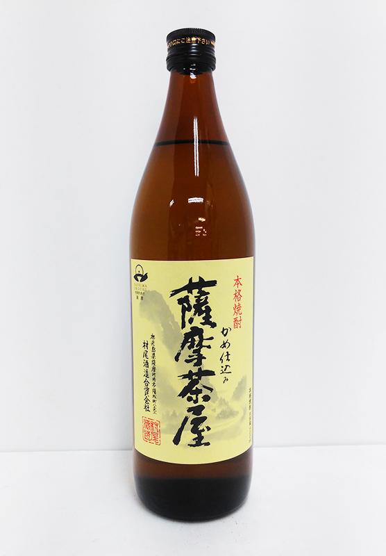 薩摩茶屋 芋焼酎25度900ML
