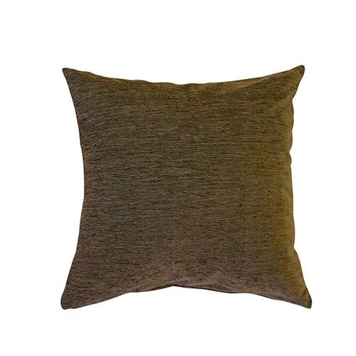 小栗 メリーナイト ディア クッションカバー 45×45cm 無地 ブラウン