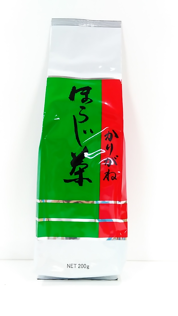 【TAKEYAスマイル便 対象品】雁がねほうじ茶 200g