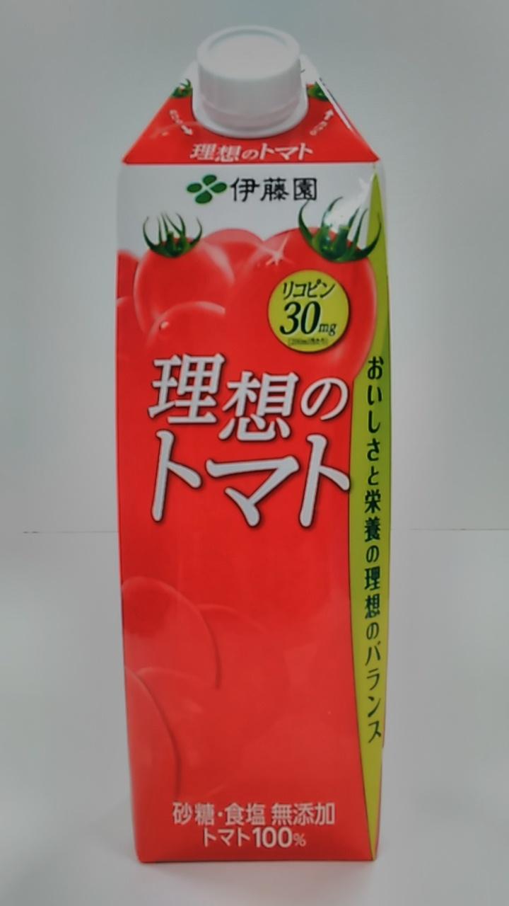 伊藤園 理想のトマト 1000ml