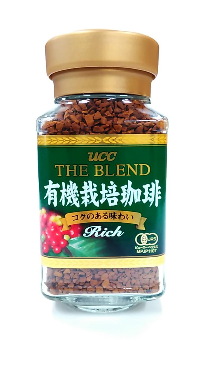 UCC 有機栽培リッチブレンド 50g