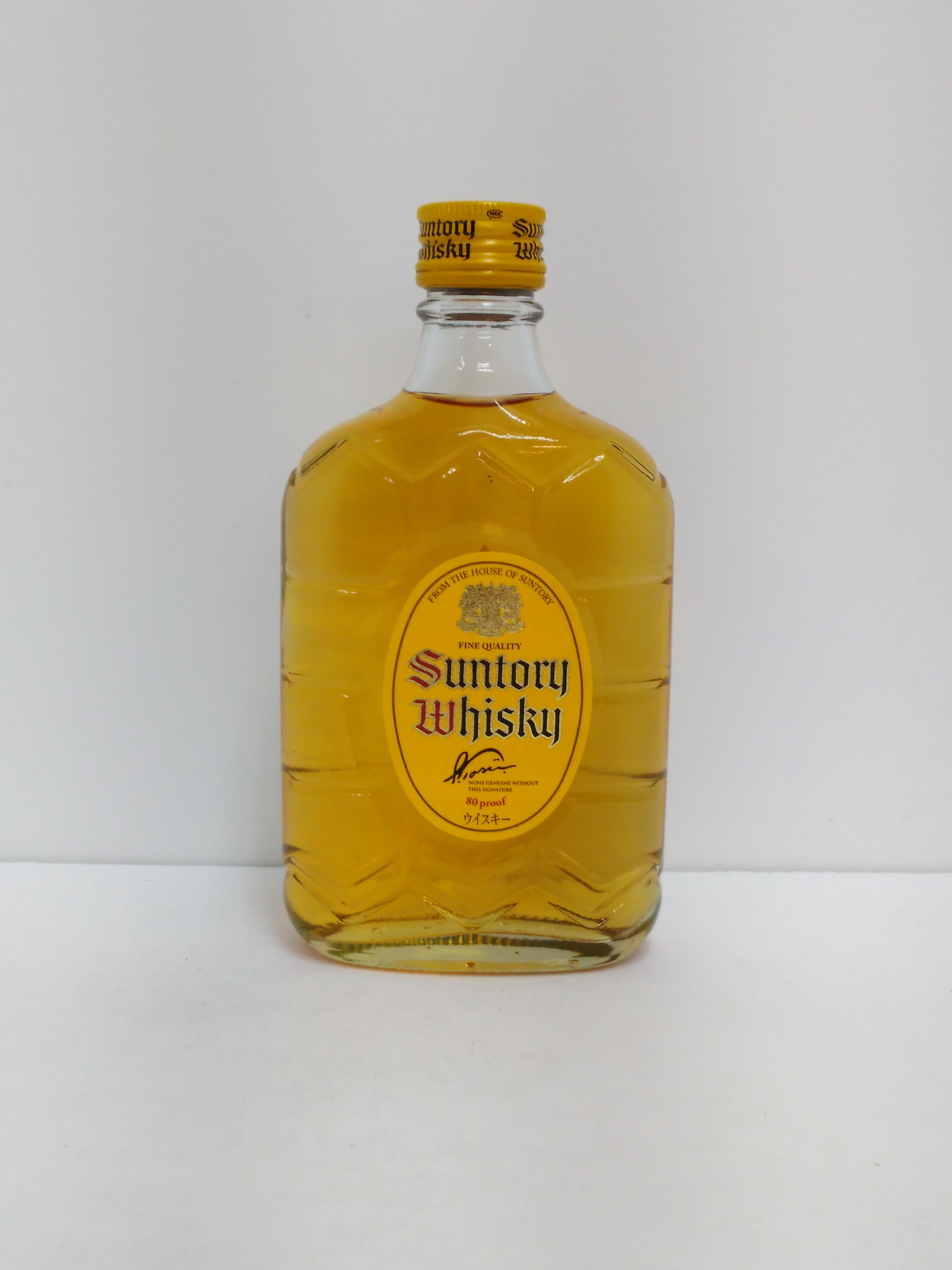 【TAKEYAスマイル便 対象品】サントリー 角瓶 ポケット瓶 180ml