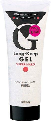 マンダム ロングキープジェル スーパーハード 225g【整髪料】
