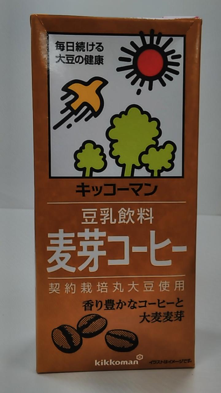 キッコーマン 豆乳飲料 麦芽コーヒー 1000ml