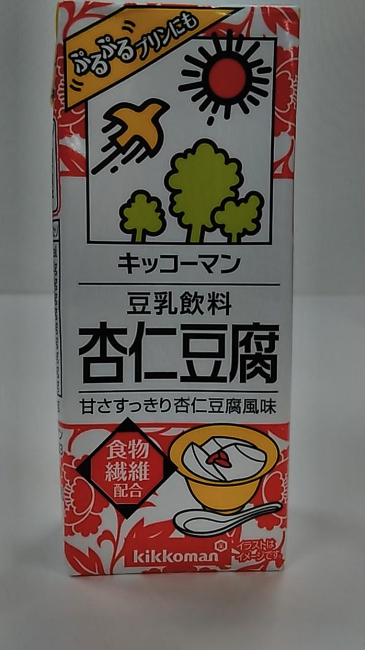 キッコーマン 豆乳飲料 さわやか杏仁 200ml