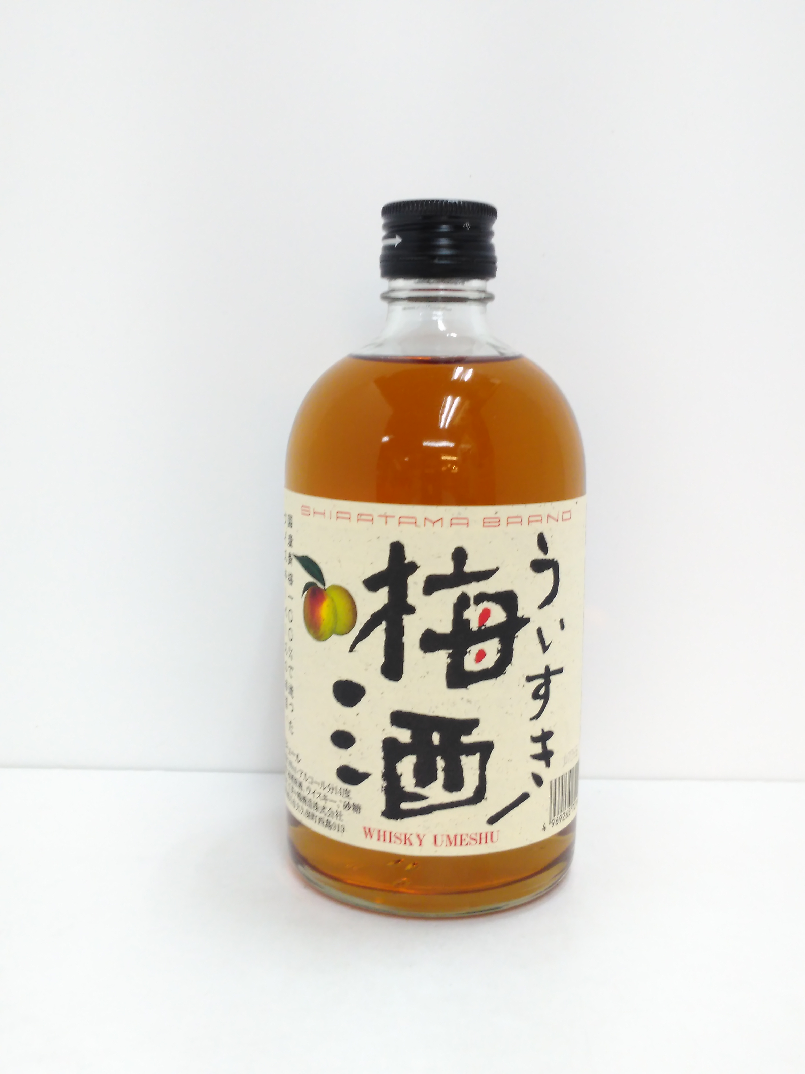 江井ヶ嶋酒造 ういすきー梅酒 14度 500ml