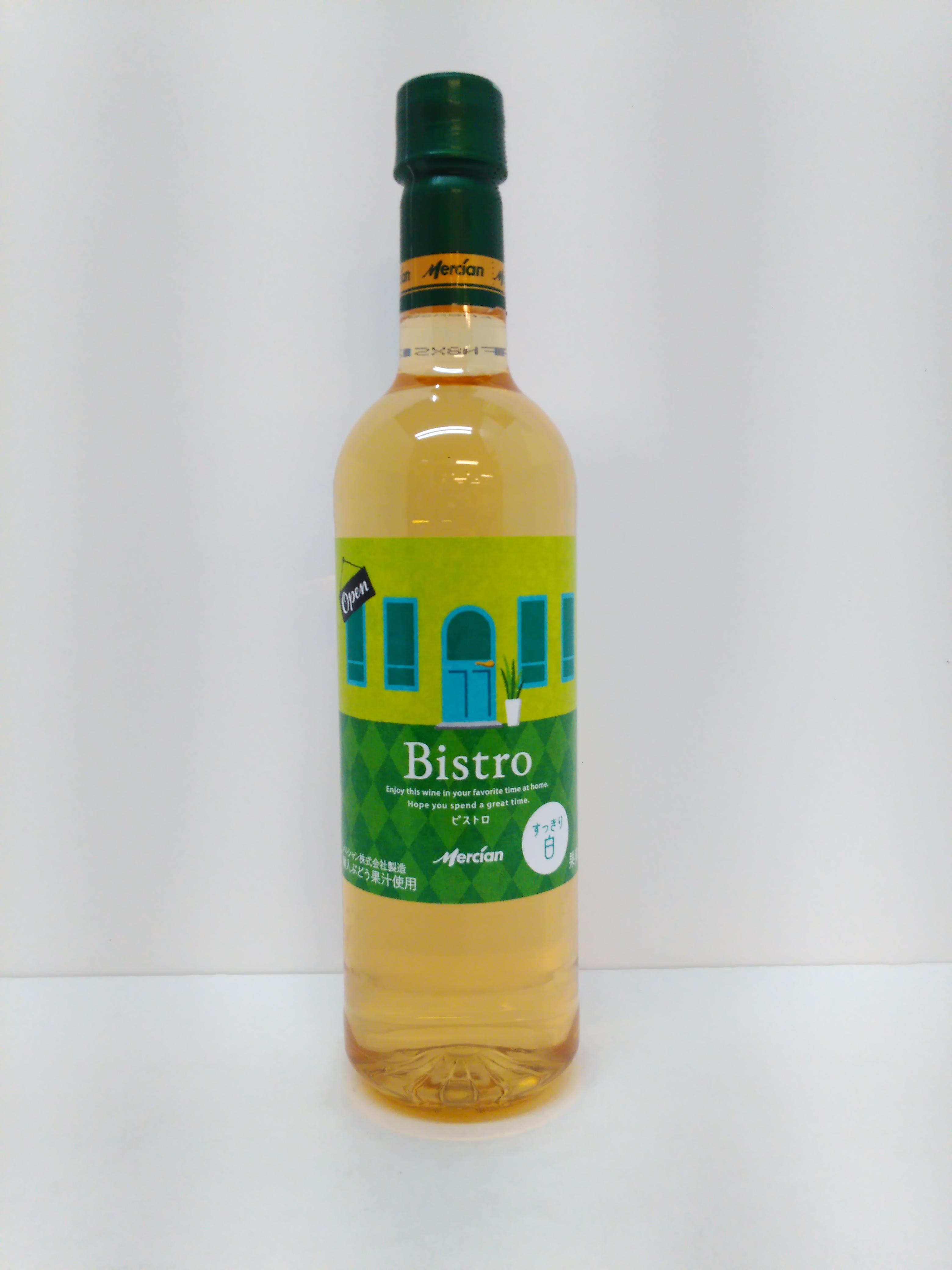 メルシャン ビストロ 白ワイン 720ml