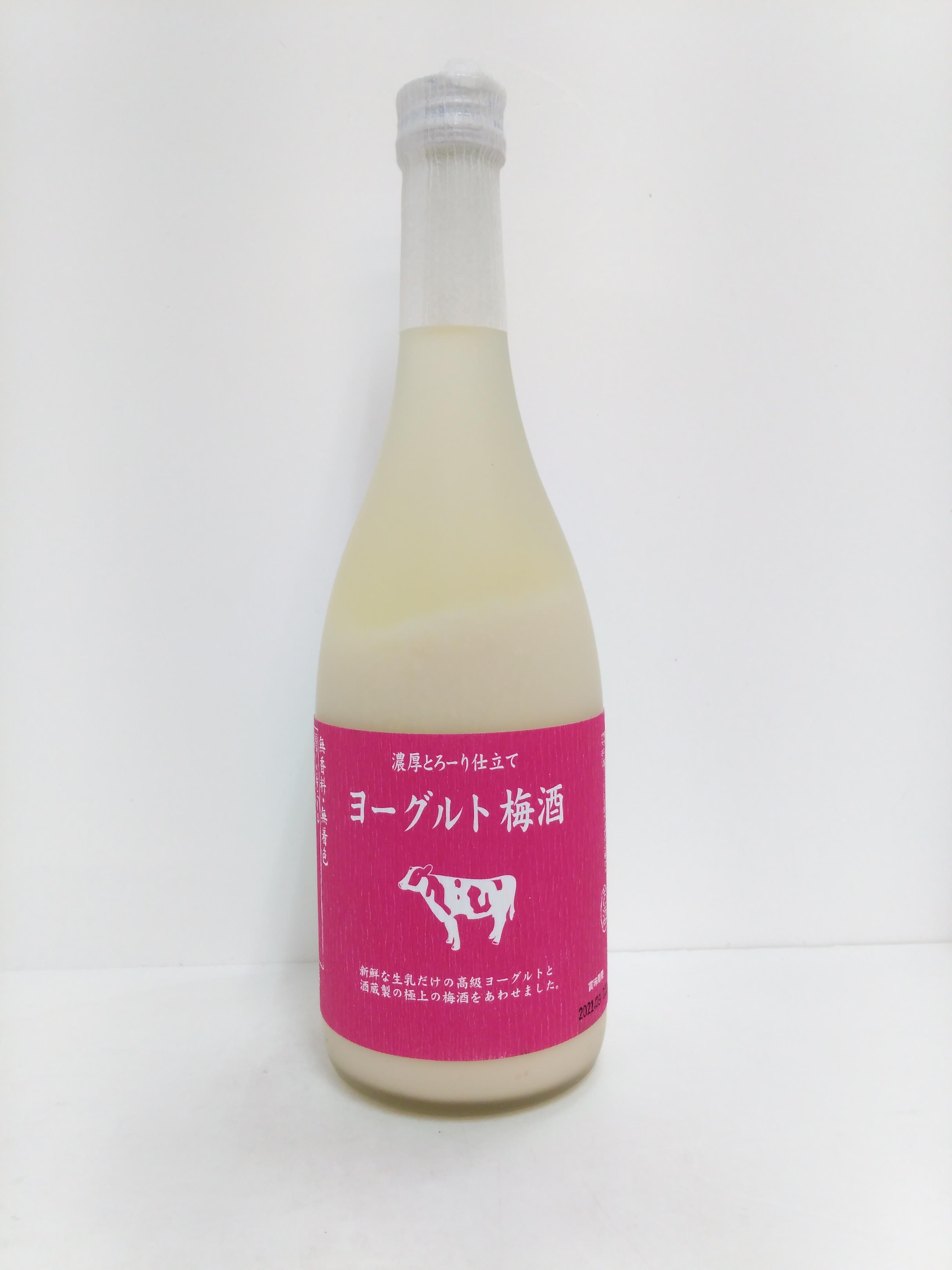 杉能舎 ヨーグルト梅酒 720ml