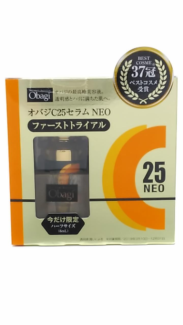 ロート製薬 オバジ  オバジC25セラム NEO ファーストトライアル   6ml