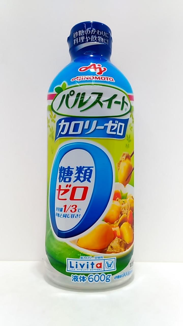【TAKEYAスマイル便 対象品】大正製薬 Livita パルスイートゼロ 液体 600g