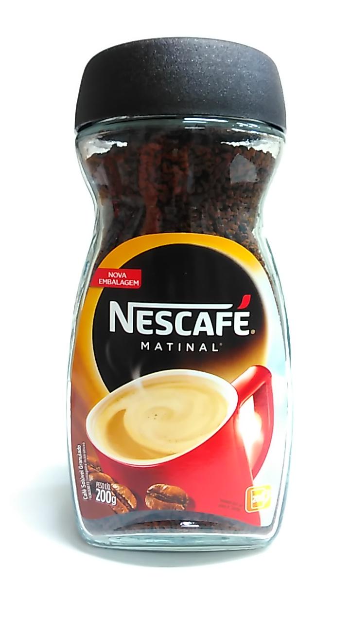 【TAKEYAスマイル便 対象品】ネスレ ネスカフェ マチナル インスタントコーヒー 200g