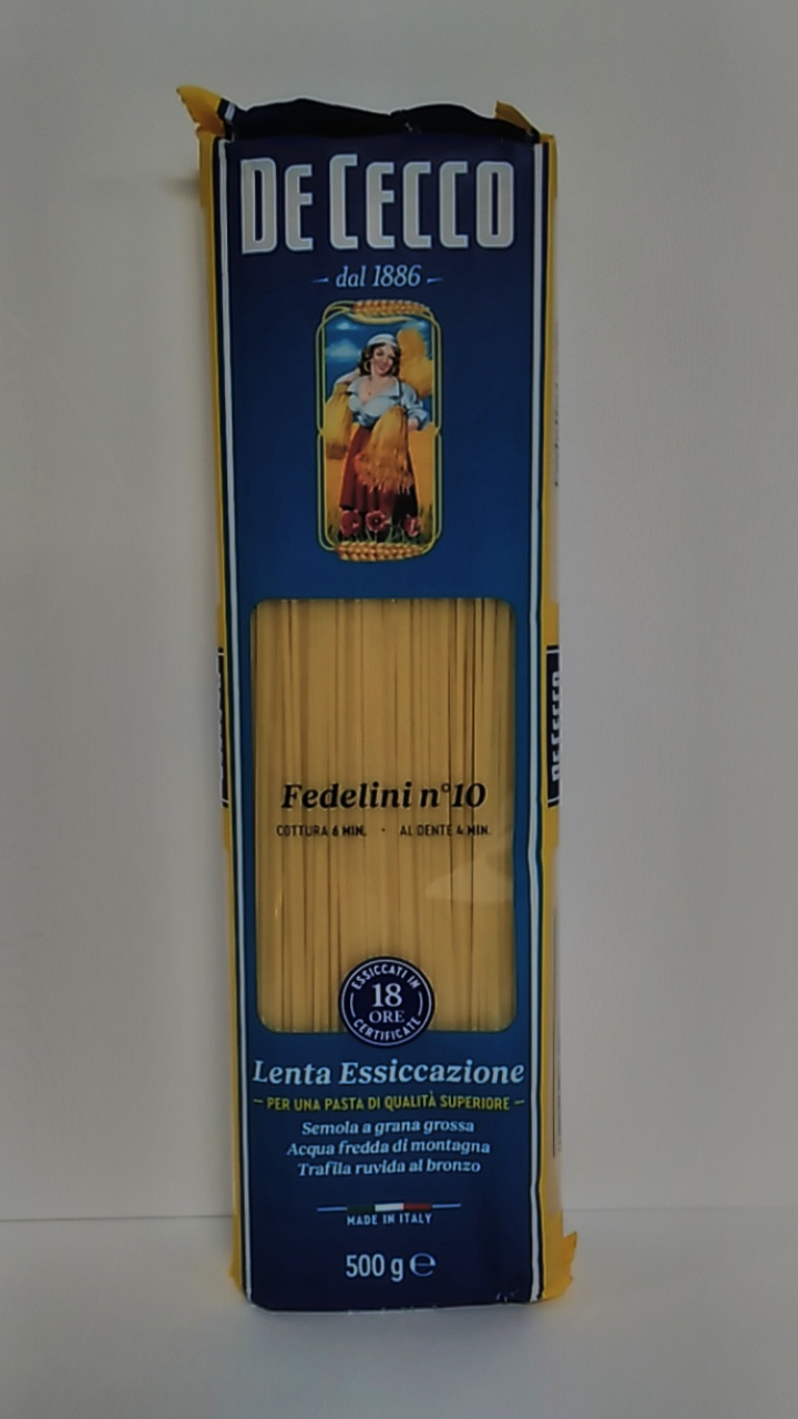 ディチェコNo.10Fedelini(フェデリーニ1.4mm500g