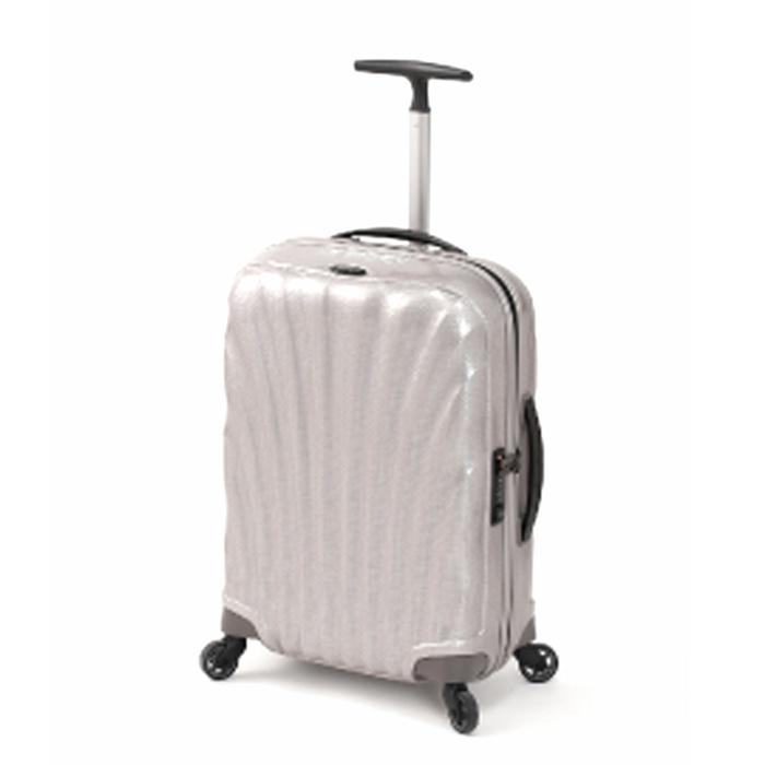 【送料無料!】サムソナイト コスモライト スピナー55 36L 73349 1673 パール スーツケース【Samsonite 3.0 COSMOLITE】