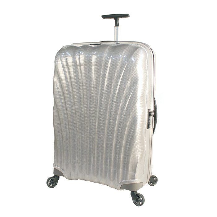 【送料無料!】サムソナイト コスモライト スピナー75 94L 73351 1673 パール スーツケース【Samsonite 3.0 COSMOLITE】