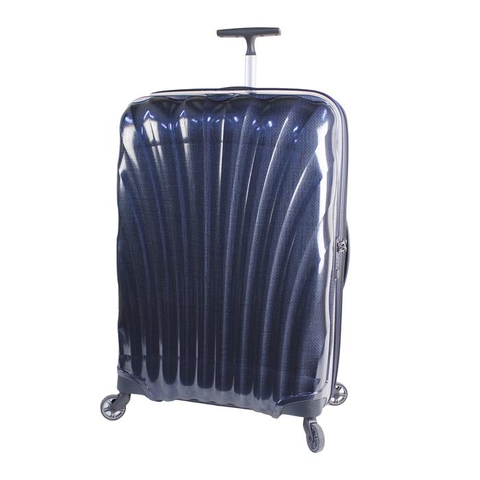 サムソナイト コスモライト スピナー75 94L 73351 1549 ミッドナイトブルー スーツケース【Samsonite 3.0 COSMOLITE】