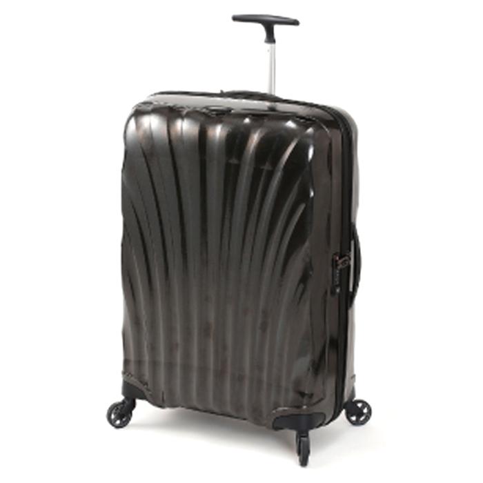 【送料無料!】サムソナイト コスモライト スピナー69 68L 73350 1041 ブラック スーツケース【Samsonite 3.0 COSMOLITE】