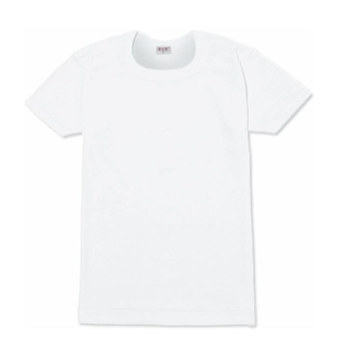 BVDG0132ホワイトサイズMメンズ半袖肌着【BVD】