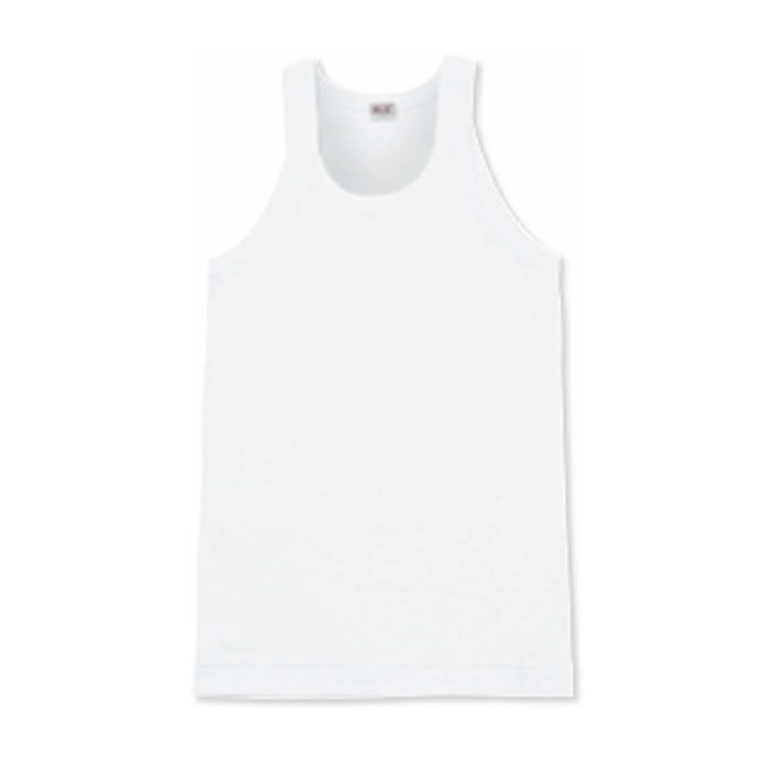 BVDG0152ホワイトサイズMメンズランニングシャツ【BVD】
