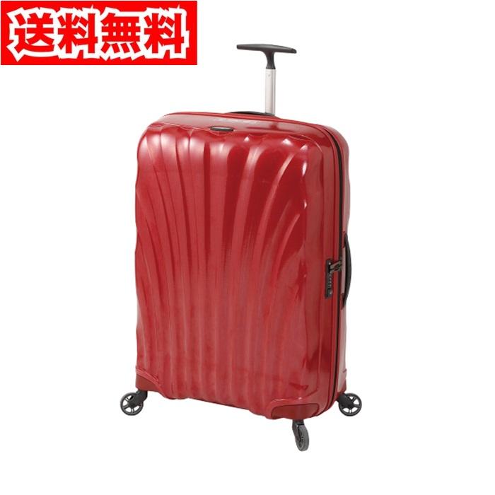 サムソナイトコスモライトスピナー5536L733491726レッドスーツケース【Samsonite3.0COSMOLITE】