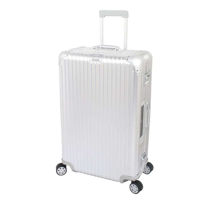【お取り寄せ】RIMOWAスーツケースTOPASトパーズ924.73.00.5シルバー84.5L【リモワリモアTSAロックE-Tag】