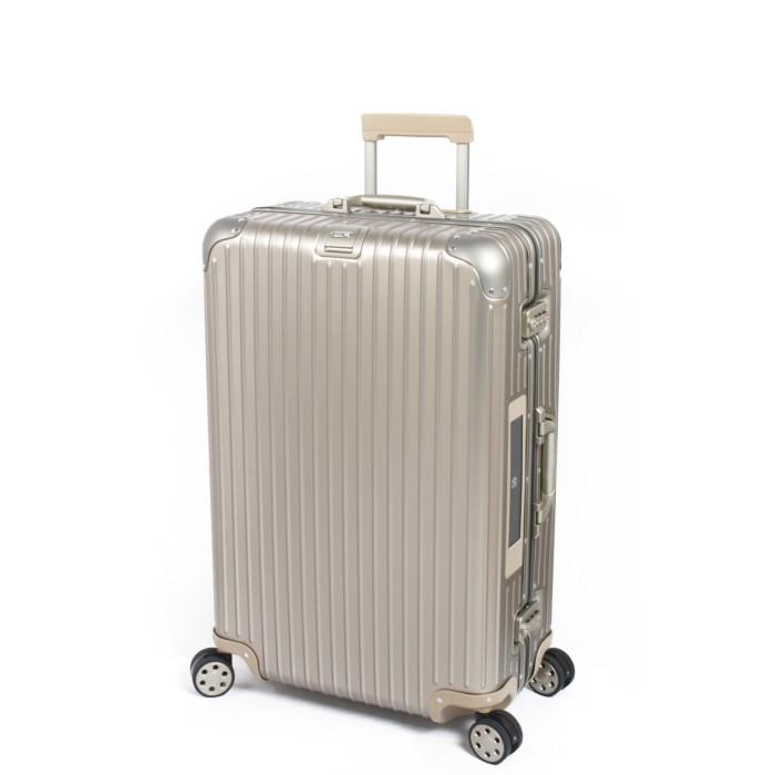 【お取り寄せ】RIMOWAスーツケースTOPASTITANIUMトパーズチタニウム924.70.03.581.5L【リモワリモアTSAロックE-Tag】PRICEDBW