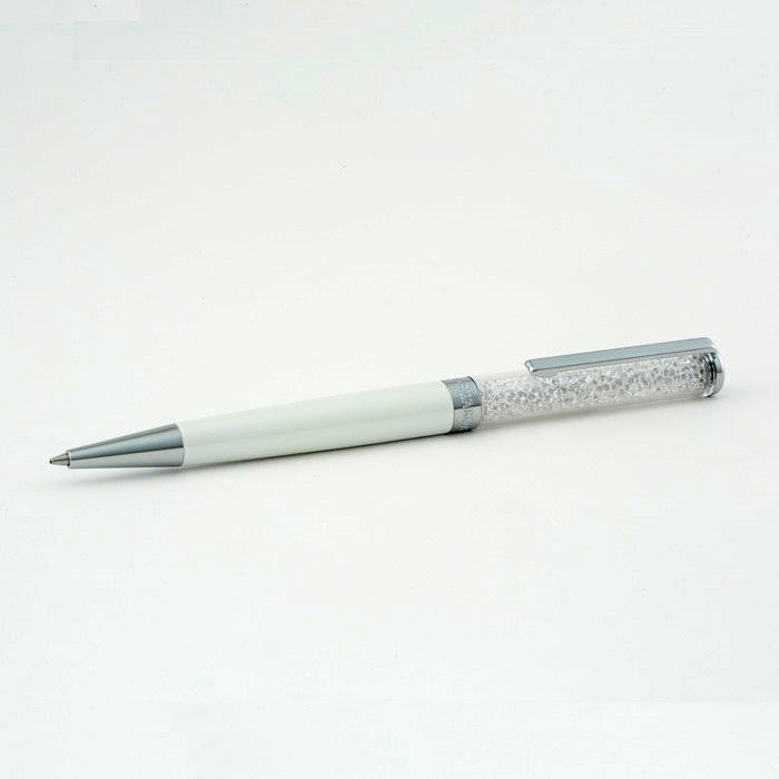 スワロフスキークリスタルラインボールペンホワイト5224392CrystallineWhite