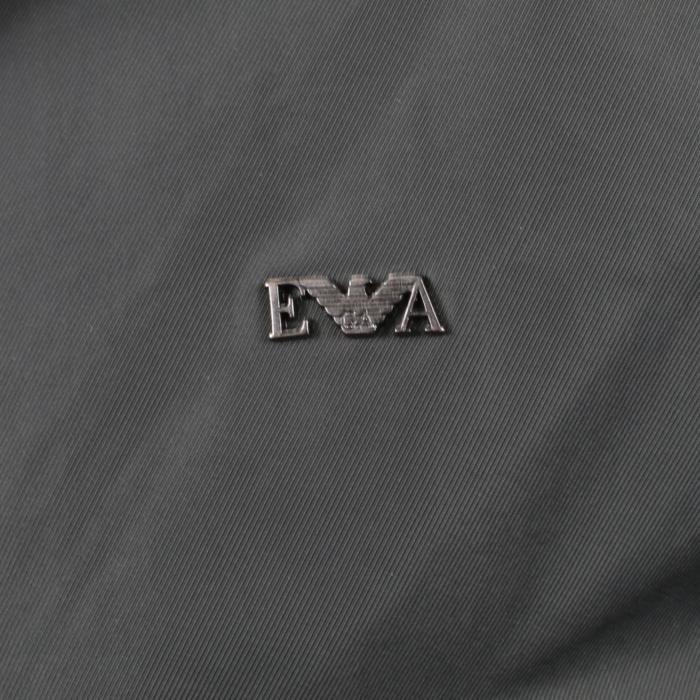 【送料無料!】エンポリオ アルマーニ  0586 グリーン サイズ 46 メンズ ブルゾン 【EMPORIO ARMANI GN】