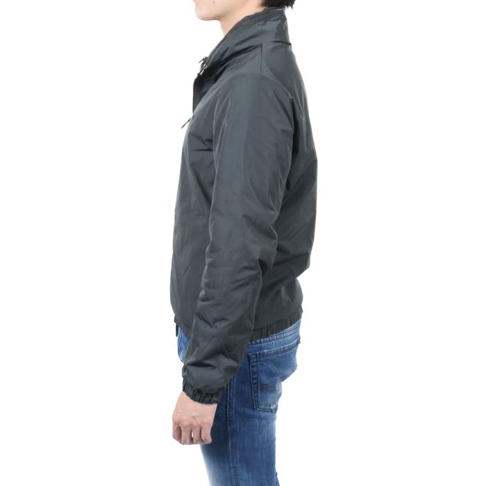 【送料無料!】エンポリオ アルマーニ  0586 グリーン サイズ 50 メンズ ブルゾン 【EMPORIO ARMANI GN】
