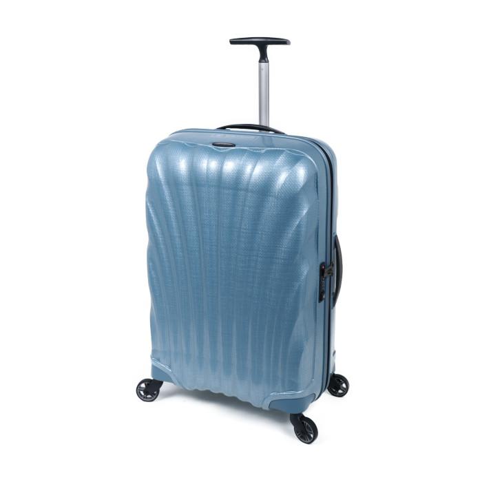 【送料無料!】サムソナイト スーツケース コスモライト スピナー 69 68L 73350 1432 アイスブルー【Samsonite 3.0 COSMOLITE】
