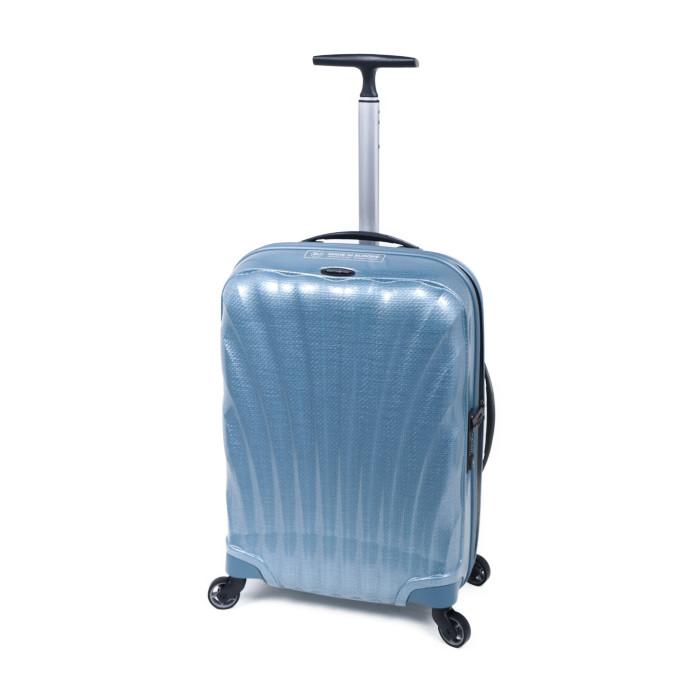 【送料無料!】サムソナイト スーツケース コスモライト スピナー55 36L 73349 1432 アイスブルー【Samsonite 3.0 COSMOLITE】