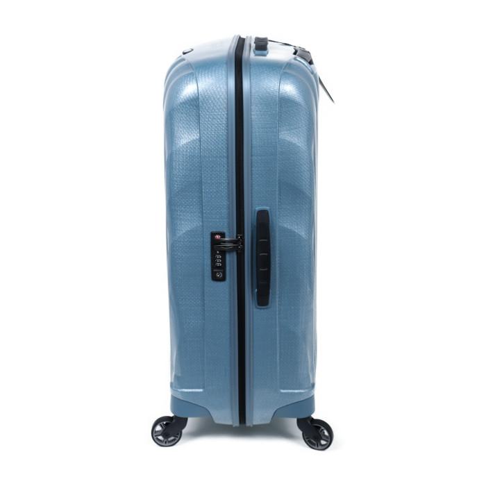 【送料無料!】サムソナイト スーツケース コスモライト スピナー75 94L 73351 1432 アイスブルー【Samsonite 3.0 COSMOLITE】