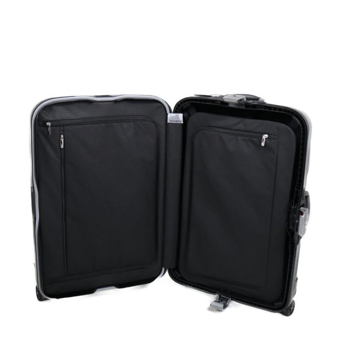 【送料無料!】サムソナイト スーツケース ライトロックト 68L 76461 1041 ブラック【Samsonite Lite‐Locked】