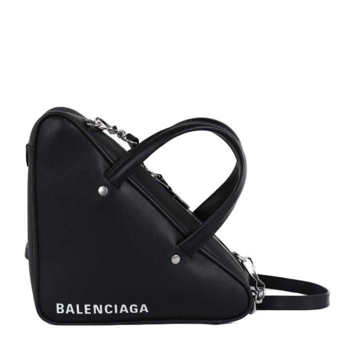 BALENCIAGAバレンシアガショルダーバッグTRIANGLEDUFFLEXS531048C8K021000ブラックレディースPRICEDBW
