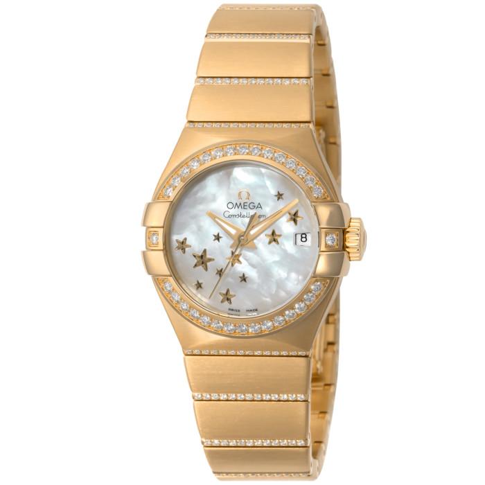【ヤマト便】オメガ 123.55.27.20.05.002 レディース腕時計 コンステレーション