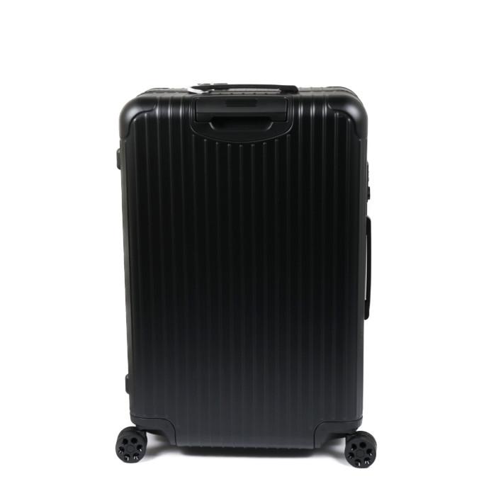 【送料無料!】リモワ RIMOWA スーツケース ESSENTIAL LITE Check in L 831.73.63.4 85L 4.8kg マットブラック 4泊~7泊目安