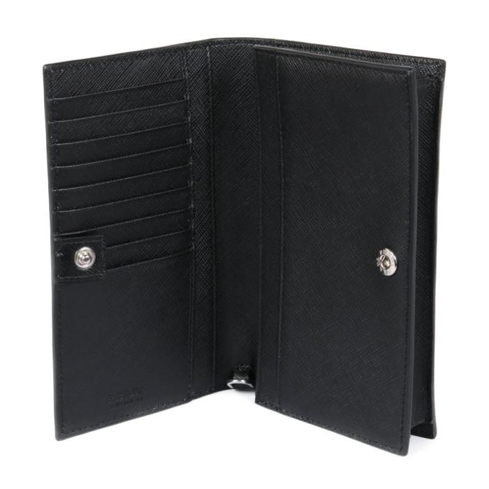 プラダ PRADA セカンドバッグ 長財布 2ZH074 053 F0002 NERO ブラック メンズ