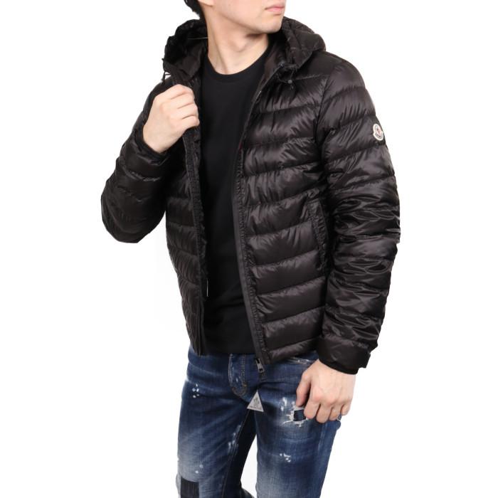 モンクレール MONCLER メンズ ダウンジャケット ROOK ルーク 1A115 00 C0453 999 ブラック【BK】 多慶屋 2020SPSU