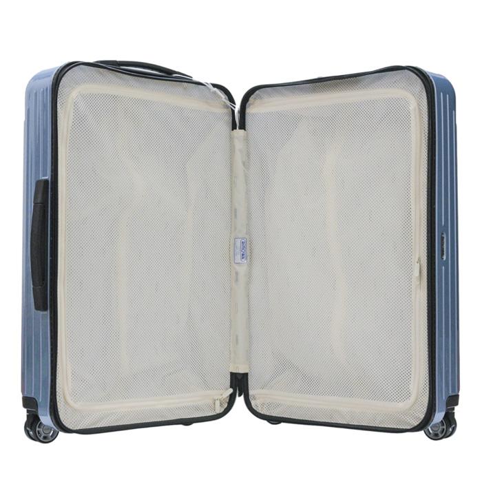 【お取り寄せ】リモワRIMOWAスーツケースサルサエアー820.63.78.465L3.1kgアイスブルー5泊~7泊目安TSAロック4輪