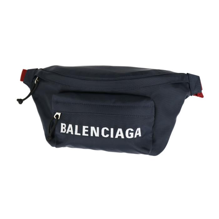 バレンシアガBALENCIAGAベルトバッグボディバッグ533009HPG1X4370マリンルージュメンズレディースPRICEDBW フランスブランドおでかけカジュアル旅行トラベル