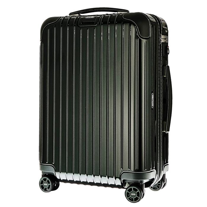 【送料無料!】リモワ RIMOWA スーツケース ボサノバ 870.52.40.4 32L 3.9kg グリーン 2泊~3泊目安 TSAロック 4輪