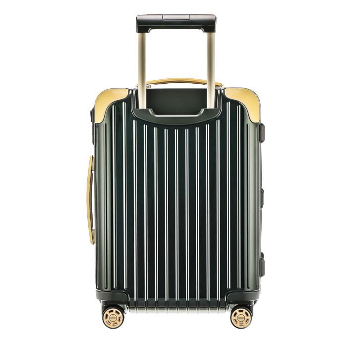 【お取り寄せ】リモワRIMOWAスーツケースボサノバ870.52.41.432L3.9kgグリーン2泊~3泊目安TSAロック4輪機内持ち込み可