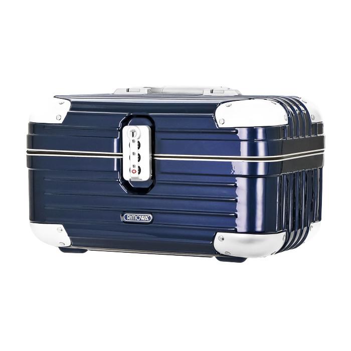【8月末以降お届け】【お取り寄せ】【送料無料!】リモワ RIMOWA リンボ ビューティーケース 881.38.21.0 16L 1.7kg ナイトブルー TSAロック 機内持ち込み可