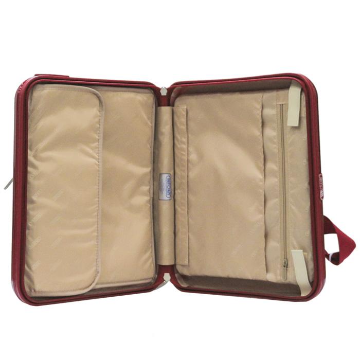 【お取り寄せ】リモワRIMOWAサルサデラックスハイブリッドハンドケース840.05.53.08L1.6kgオリエントレッド機内持ち込み可