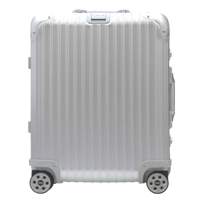 【お取り寄せ】リモワRIMOWAスーツケーストパーズ923.56.00.445L5.1kgシルバー3泊~5泊目安TSAロック4輪