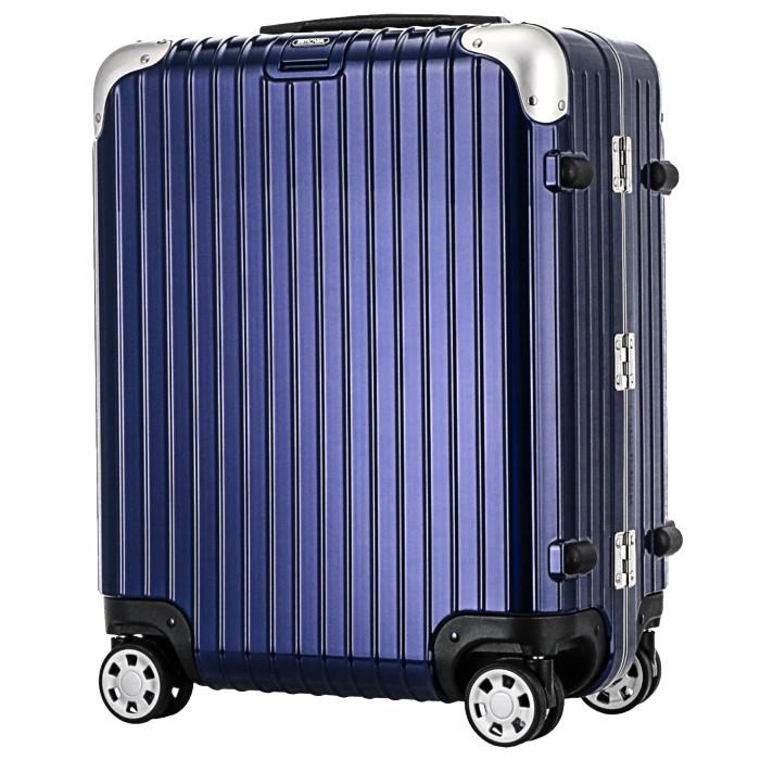 【8月末以降お届け】【お取り寄せ】【送料無料!】リモワ RIMOWA スーツケース リンボ 880.56.21.4 45L 3.3kg ナイトブルー 3泊~5泊目安 TSAロック 4輪